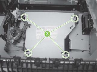 51 10 Error in the HP Laserjet P4015, P4014, and P4510 Printer