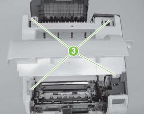 hp laserjet p3015 service manual