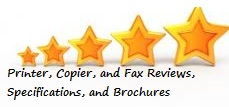 Printer, Copier, and Fax Reviews, Specifications, and Brochures photo