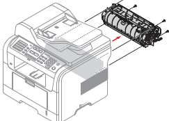 Open Heat Error and Fuser Replacement for the Xerox Phaser 3300 MFP