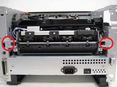 Lexmark E260, E360, E460 Fuser Replacement