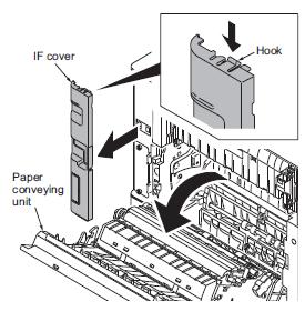 kyocera-fk-590-fuser-removal