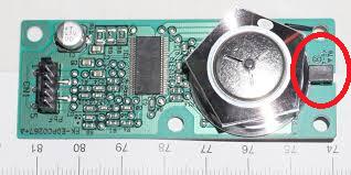 Ricoh 5510L SC320 Error Code