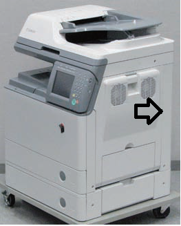 Canon imageRUNNER 1730 Fusing Unit Removal / Replacement