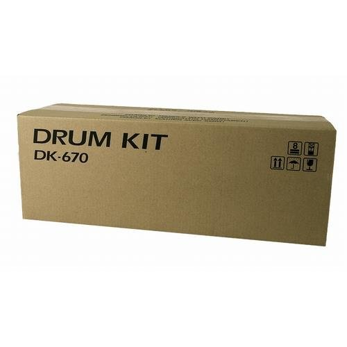 Kyocera TASKalfa 300i C7410 Error Code Related to a Drum
