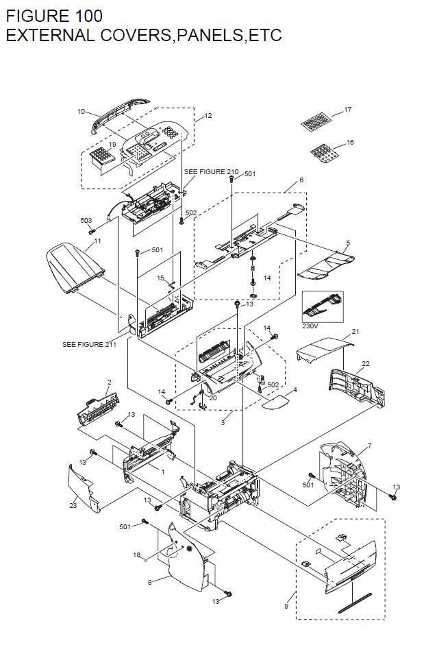 L180 Parts Diagram