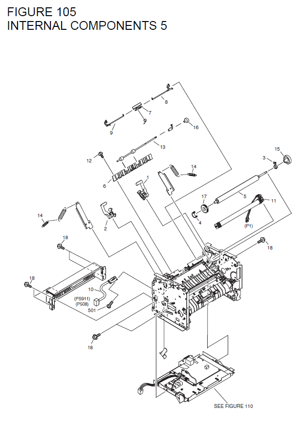 1 8t Motor Diagram