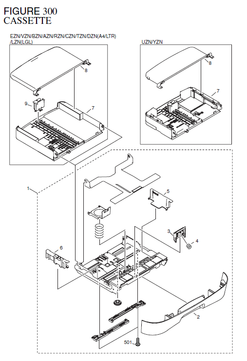 canon imageclass mf3112 parts list and diagrams
