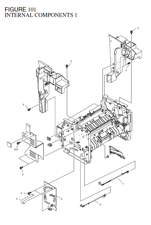 4l80e Diagram With Parts List