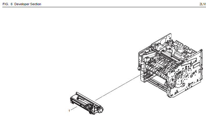 Kyocera    ECOSYS    FS   4300DN Parts List and    Diagrams