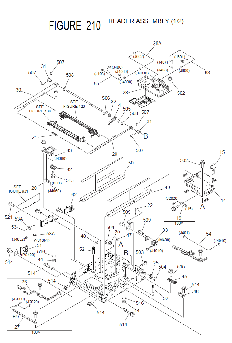 Collection Ps3 Controller Parts Diagram Pictures Diagrams Canon Imagerunner 3320g List And Fh9 0585 000 1 Photo Interrupter Ps4 Ps5 Ps6