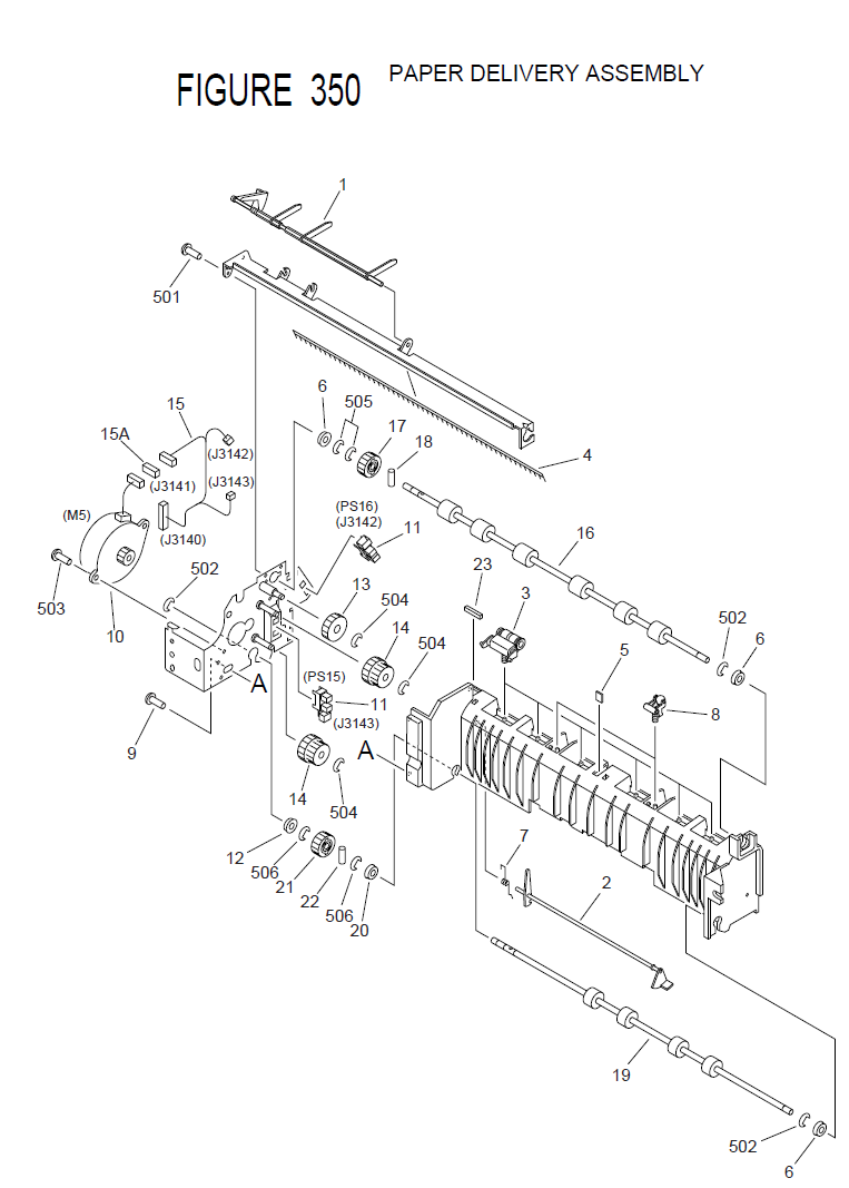 Canon Imagerunner 2220i Parts List And Diagrams