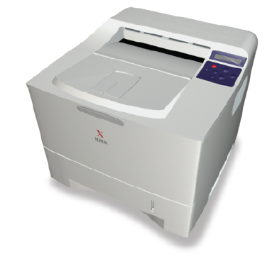 Xerox Phaser 3450 Parts List and Diagrams