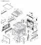 OEM new XEBS740P10000 Sharp MX-M365, MX-M465, MX-M565 Exteriors Screw